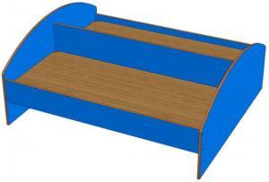 Кровать детская (2 места) 1400х600