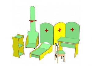 Больница детская игровая