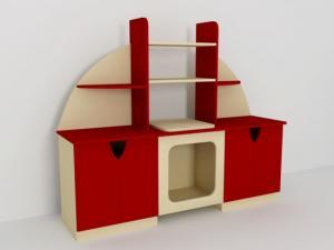 Кухня игровая детская «Помощница»