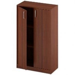 Шкаф стеллаж закрытый низкий