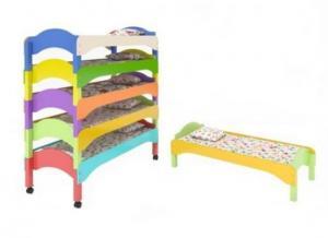 Кровать детская штабелируемая 2