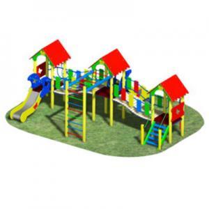 Детский игровой комплекс А-09-001