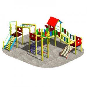 Большой игровой комплекс для детей А-09-013