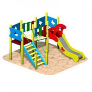 Детский игровой комплекс «МАЛЫШОК»