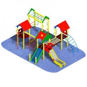 Игровой гимнастический комплекс А-09-039