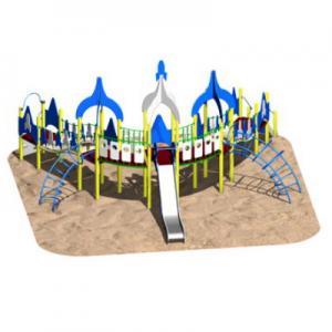 Детский игровой комплекс «КОСМОДРОМ»