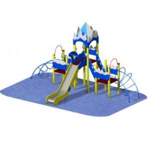 Детский игровой комплекс «ГОРНАЯ ВЕРШИНА»