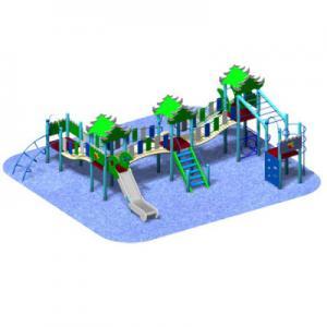 Детский игровой комплекс «ЗИМНЯЯ СКАЗКА»