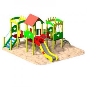 Детский игровой комплекс «КОРОЛЕВСТВО-4»