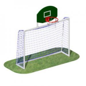 Ворота-баскетбольный щит