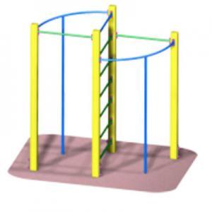 Игровая форма для лазания «ЗИГ-ЗАГ»