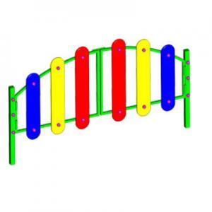 Ограждение игровой зоны h=0.7м (калитка)