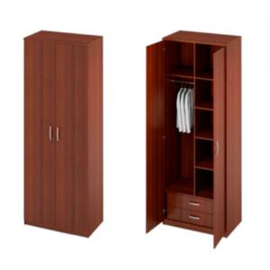 Офисный шкаф для одежды 770х370х1900
