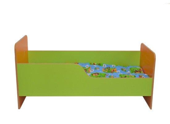 Кровать детская с бортиком 1200х600