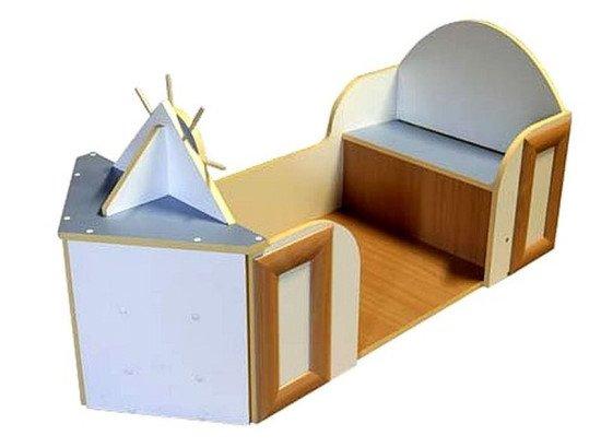 Игровой модуль «Кораблик Баркас»