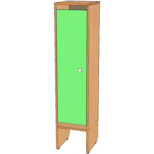 Шкаф для одежды односекционный