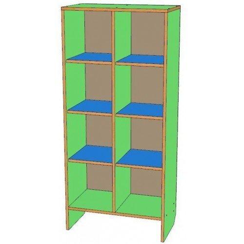 Шкаф для горшков 8 мест, вертикальный