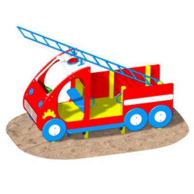Пожарная машина с лестницей А-08-005