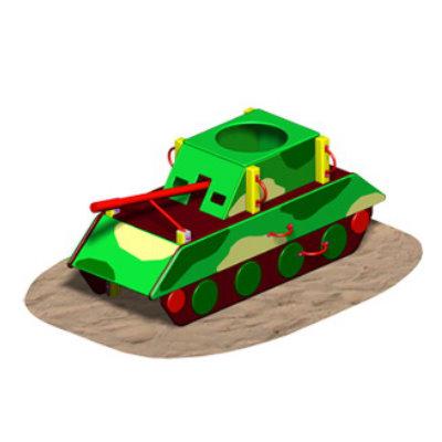 Танк А-08-038