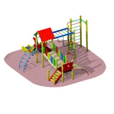 Детская игровая площадка А-09-010