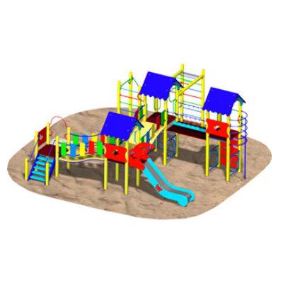 Игровой комплекс для детей А-09-014