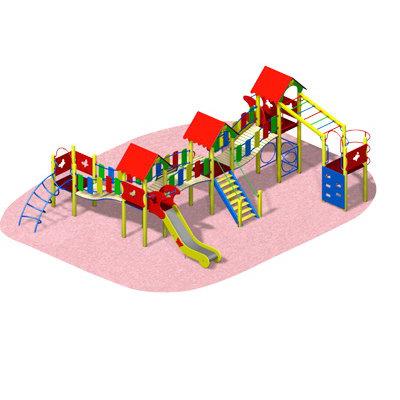 Игровой комплекс для детей А-09-017