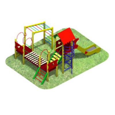 Детская площадка А-09-019