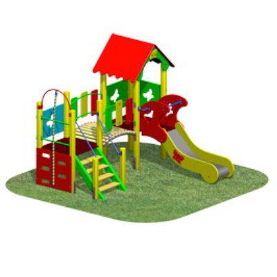 Детский игровой комплекс «МАЛЫШОК-2»