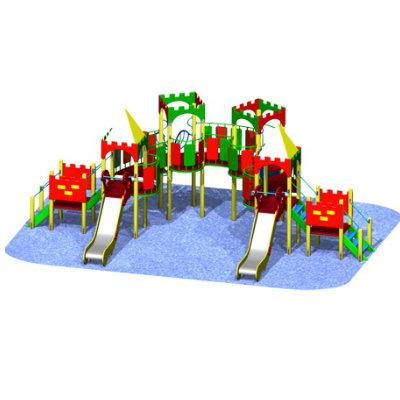 Детский игровой комплекс «ЗАМОК»