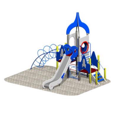Детский игровой комплекс «РАКЕТА»