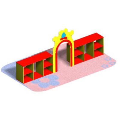 Разделитель игровых зон «ПЧЕЛКА»