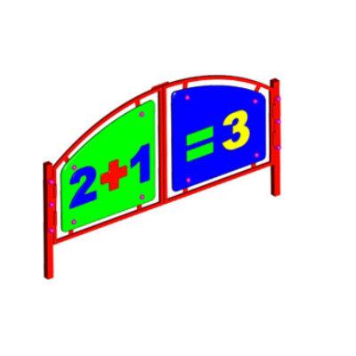 Ограждение игровой зоны «АРИФМЕТИКА» (ворота)
