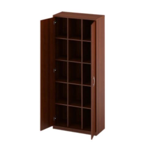 Офисный шкаф для документов (15 ячеек)