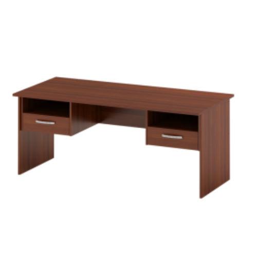 Офисный стол с 2-мя ящиками