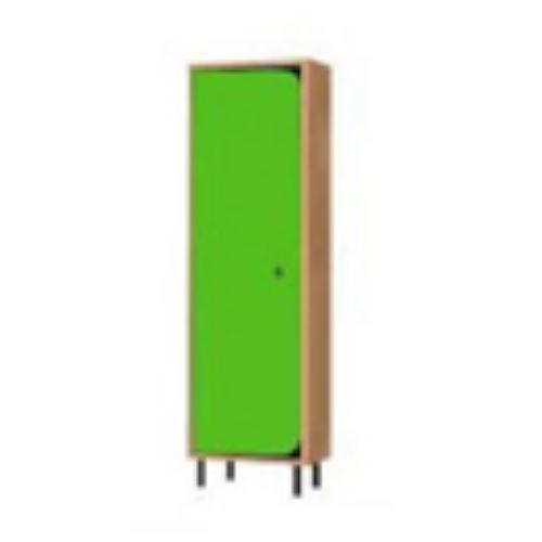 Шкаф для одежды (1-но секционный на рег. опорах)